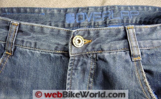 Overlap Manx Jeans Waist