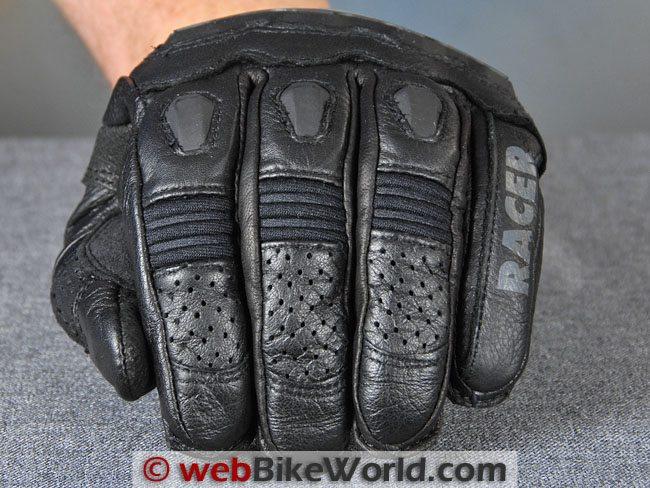 Racer Guide Gloves Fingers