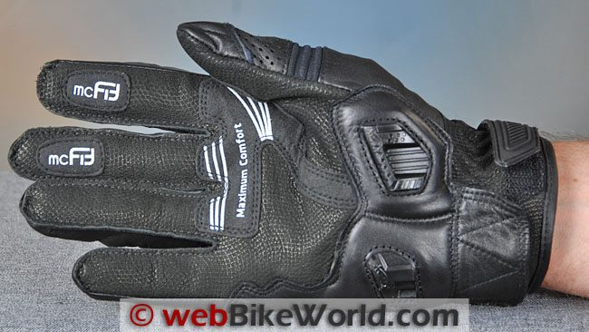 Racer Guide Gloves Palm