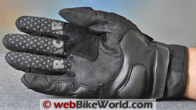 Racer Mickey Gloves Palm