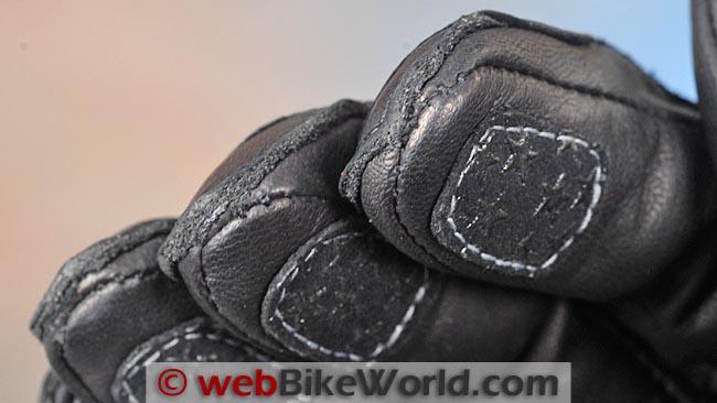 Racer Summer Fit Gloves Fingertips