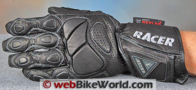 Racer Summer Fit Gloves Top