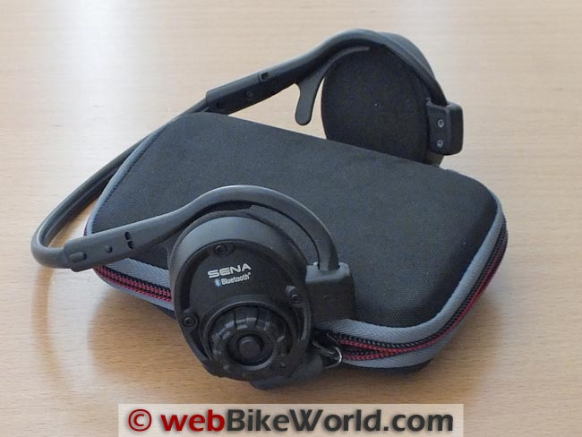 Sena SPH10 Bluetooth Headset With Case