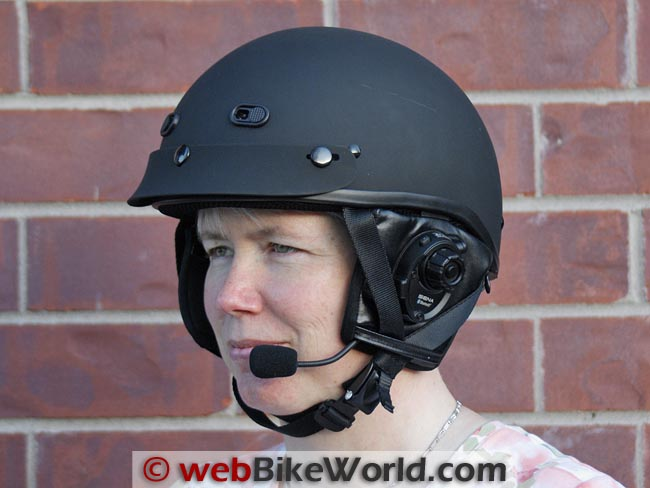 Sena SPH10H Half-Helmet Intercom