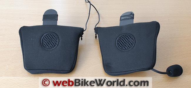 Sena SPH10H Intercom Speakers