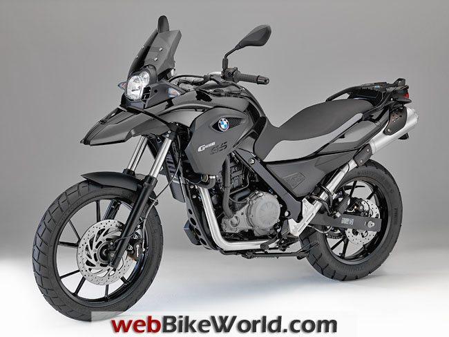 2014 BMW G 650 GS