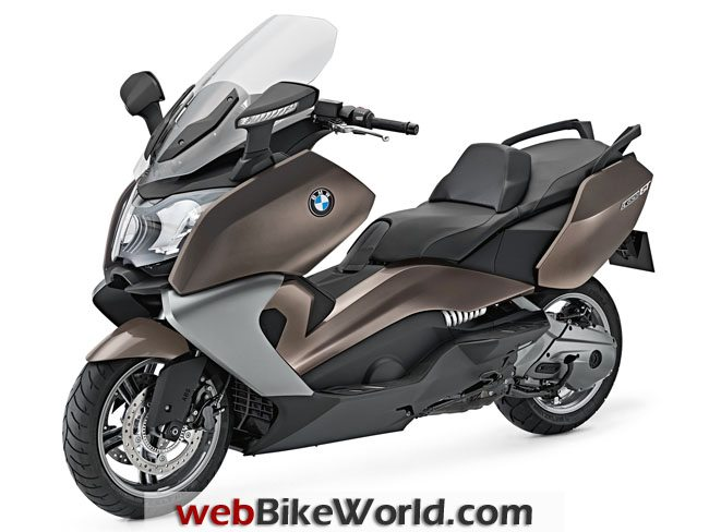 BMW Scooter Headlight Housing