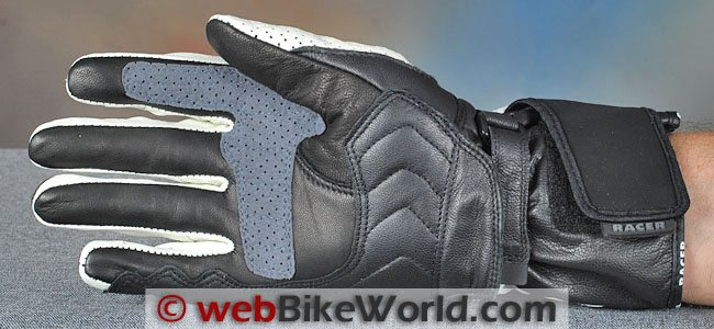 Racer Limes Gloves Palm