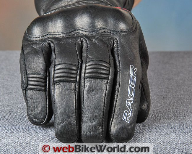 Racer Stratos Gloves Fingers