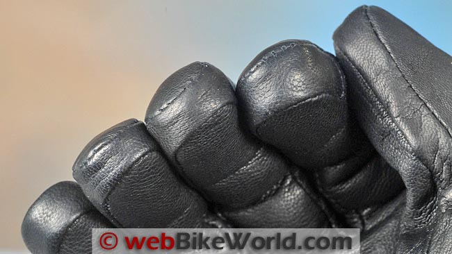 Racer Stratos Gloves Fingertips