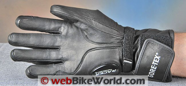 Racer Stratos Gloves Palm