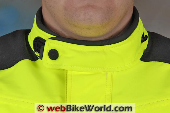 REV'IT! Horizon HV Jacket Collar