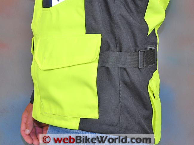 REV'IT! Horizon Jacket Waist Adjuster