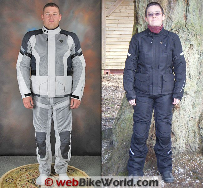 Rev'it Levante Jacket and Airwave Pants