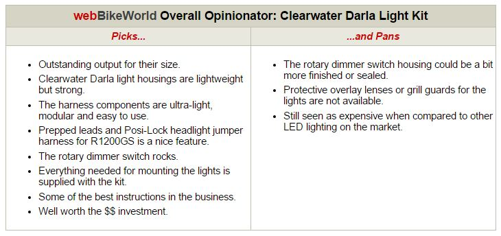 Clearwater Darla Lights Opinionator