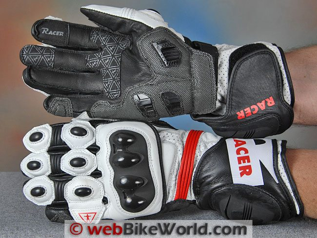 Racer R-Safe Gloves