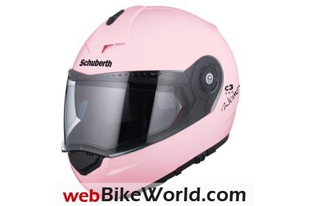 Schuberth C3 Pro Pink