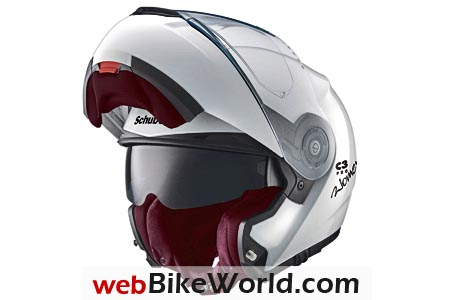 SCHUBERTH C3 Pro White Womens