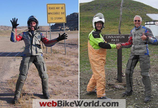 Sidi Adventure Gore-Tex Boots Off-Road