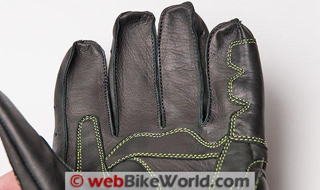 AeroMoto Corsa Pro Gloves Fingers