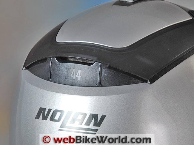 Nolan N44 Rear Exhaust Vent