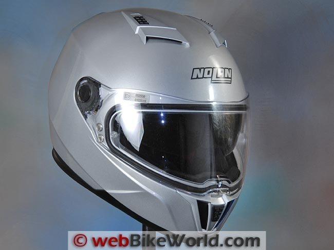 nolan n86 helmet review webbikeworld. Black Bedroom Furniture Sets. Home Design Ideas