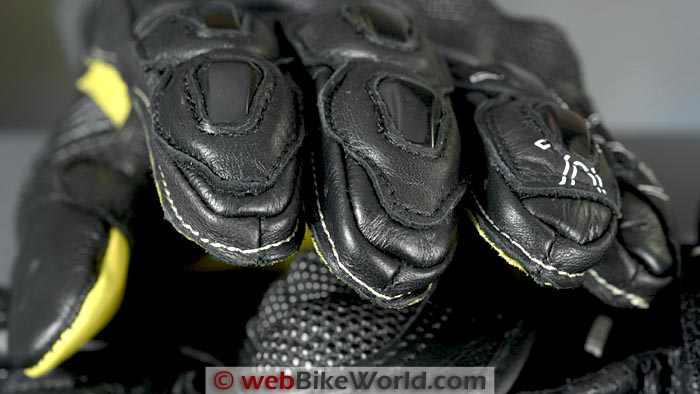 Racer High Speed Gloves Fingertips