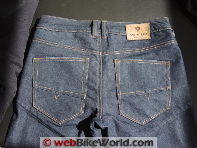 Rev'it Jeans Rear