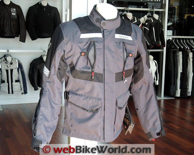 Rev'it Neptune Jacket Front