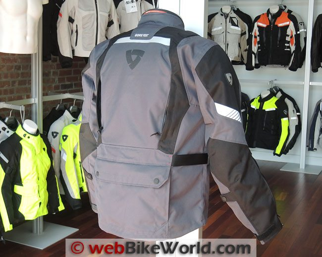 Rev'it Neptune GTX Jacket Waist Adjuster