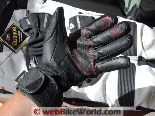 Rev'it Oceanus GTX Gloves Palm