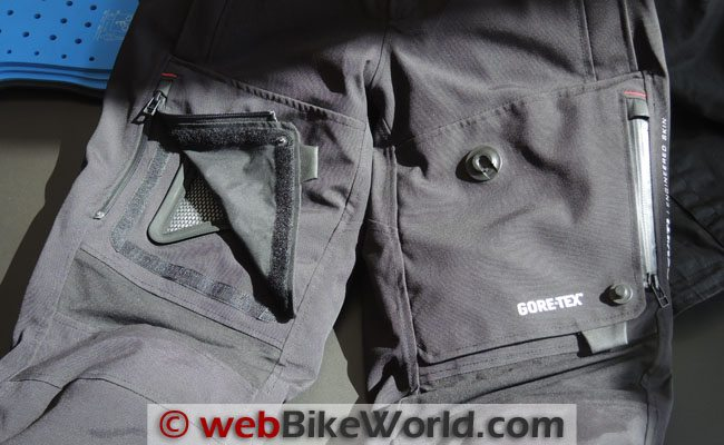 Rev'it Poseidon GTX Trousers Vents
