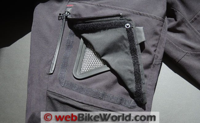 VCS Vent on Poseidon GTX Trousers
