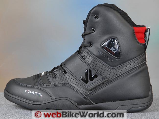 VQuattro San Remo Boots Outside