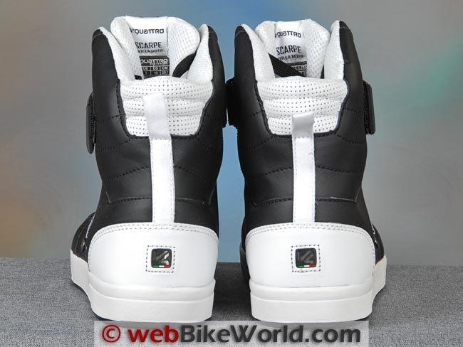 VQUATTRO DESIGN Milano 2 Shoes Black