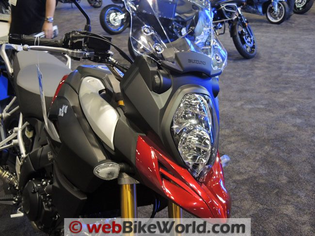 2014 Suzuki V-Strom 1000 ABS Beak
