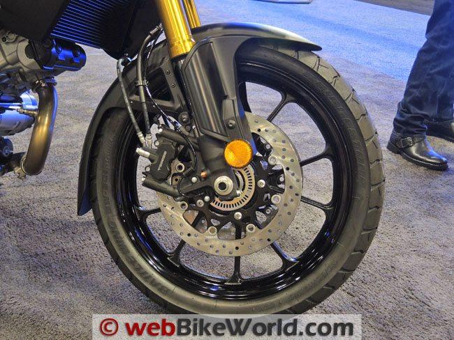 2014 Suzuki V-Strom 1000 ABS Front Wheel