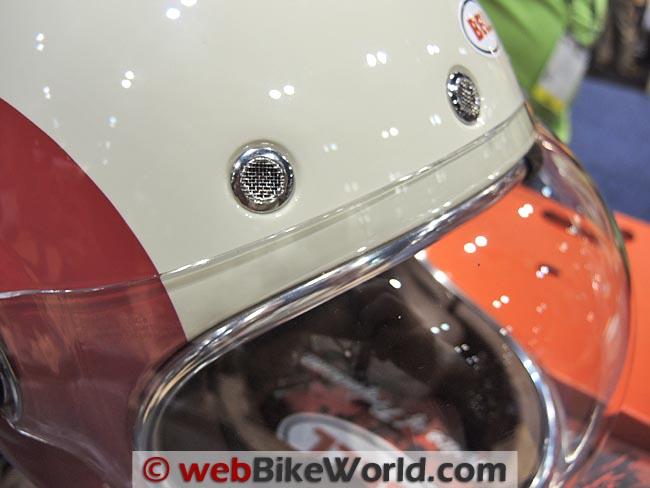 Bell Bullitt Helmet Brow Vents