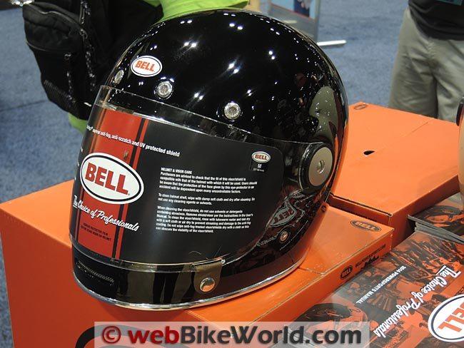 Bell Bullitt Helmet Flat Visor