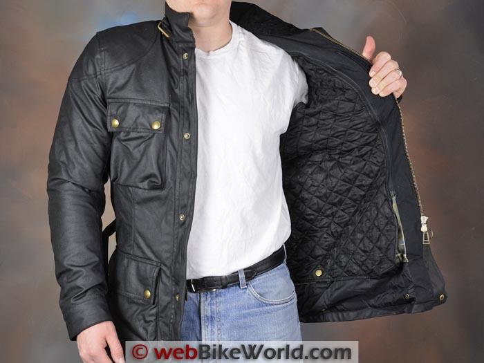 Belstaff Tourist Trophy Jacket Liner