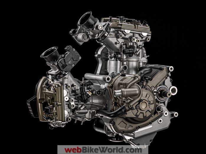 Ducati Testastretta DVT Engine