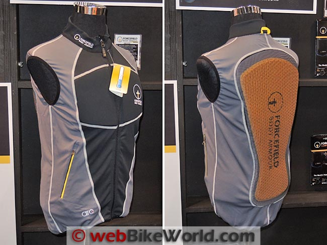 Forcefield Armored Vest