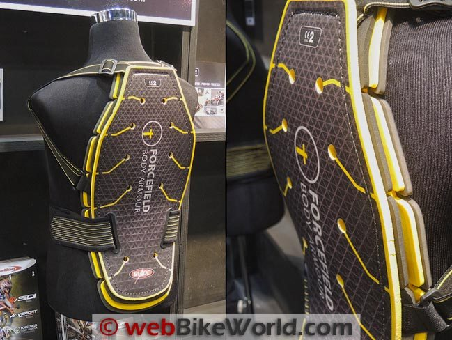 New Forcefield Back Protector