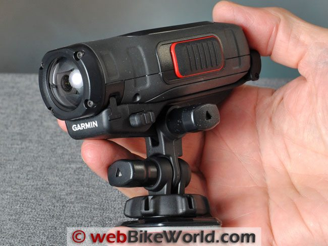 Garmin VIRB Side View