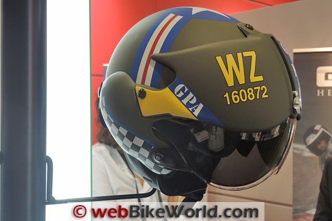 GPA Air Force Helmet