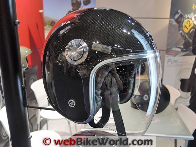 GPA Carbon Fiber Helmet