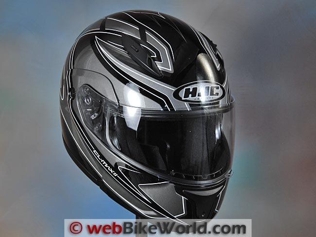 HJC CL-Max II Helmet Review - webBikeWorld