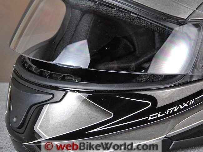 HJC Helmets CL-MAX 2 Helmet Matte Black, Small
