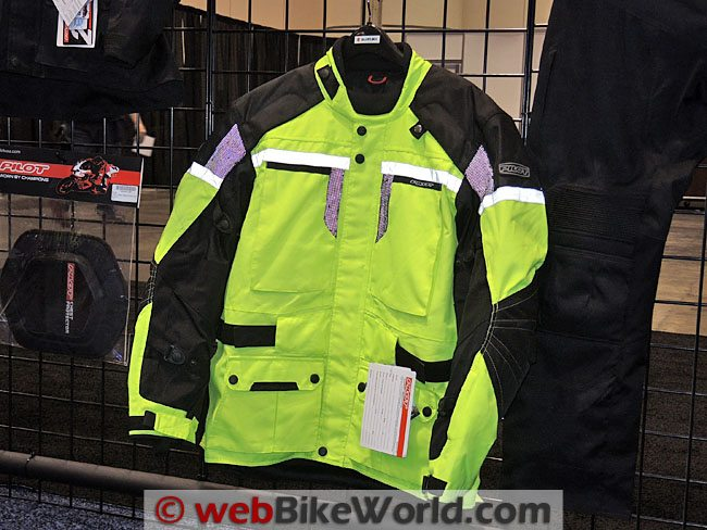 Pilot Trans-Urban Jacket Yellow