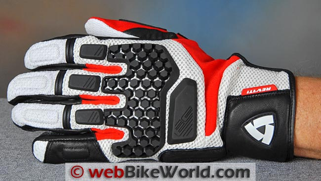 REV'IT! Sand Pro Gloves Top